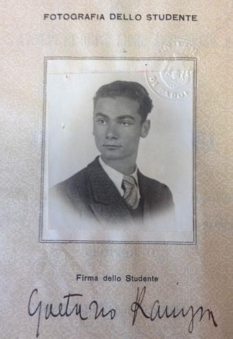 Gaetano Kanizsa