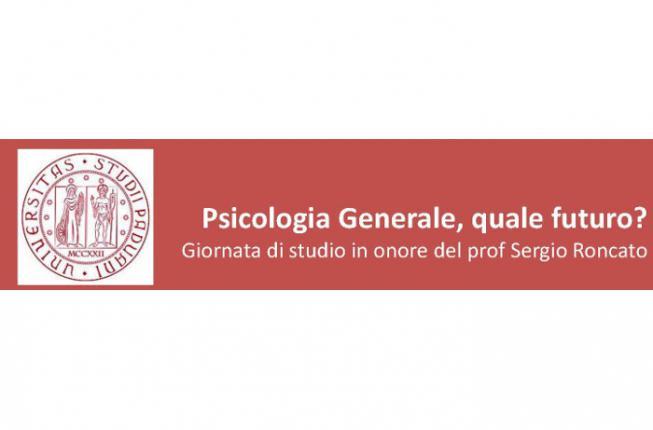 Collegamento a Giornata di studio 'Psicologia Generale, quale futuro?'