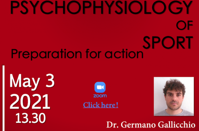 Collegamento a Psychophysiology of sport: preparation for action